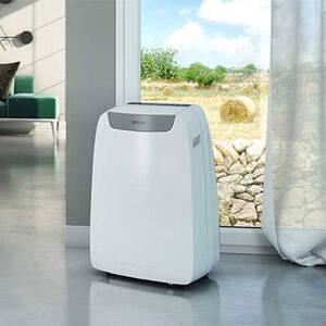 mobile Klimaanlagen mit Schlauch