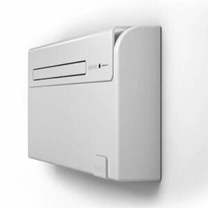 festinstallierte Klimaanlagen
