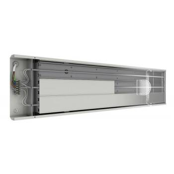 Hochtemperatur-Strahlungsheizplatte ECOSUN S+ 36