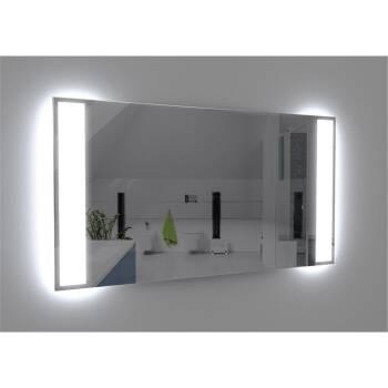 rahmenlose Infrarot-Spiegelheizung infranomic-STAR 400...