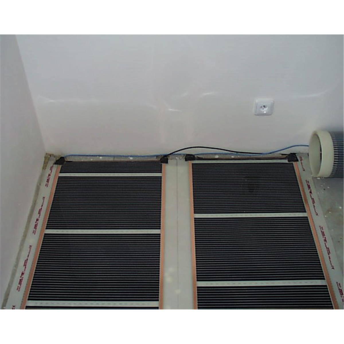rollenware elektrische fu bodenheizfolie ecofilm f 80 w qm. Black Bedroom Furniture Sets. Home Design Ideas