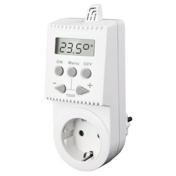 Elektrobock Steckdosenthermostat TS05