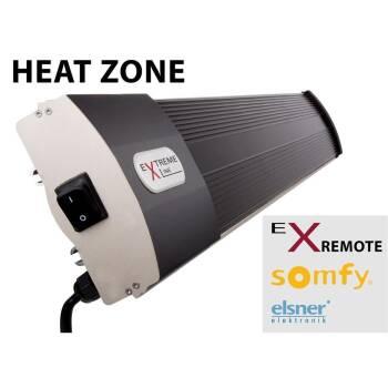 ExtremeLine Infrarot-Dunkelstrahler Heat Zone 2400 Watt