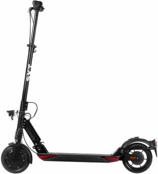 E-Scooter SXT Light Plus V matt schwarz - eKFV Version -...