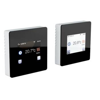 Digitales Unterputz-Thermostat FENIX TFT WIFI, steuerbar...