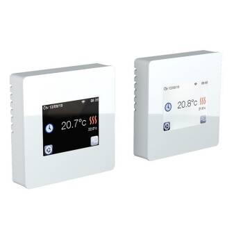 Digitales Unterputz-Thermostat FENIX TFT WIFI, steuerbar...